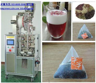 尼龙三角包袋泡茶包装机(量杯下料)