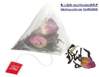 玫瑰红茶 三角茶包
